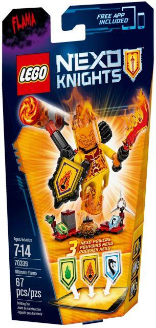 Lego-Nexo Knights,Suprema Flama