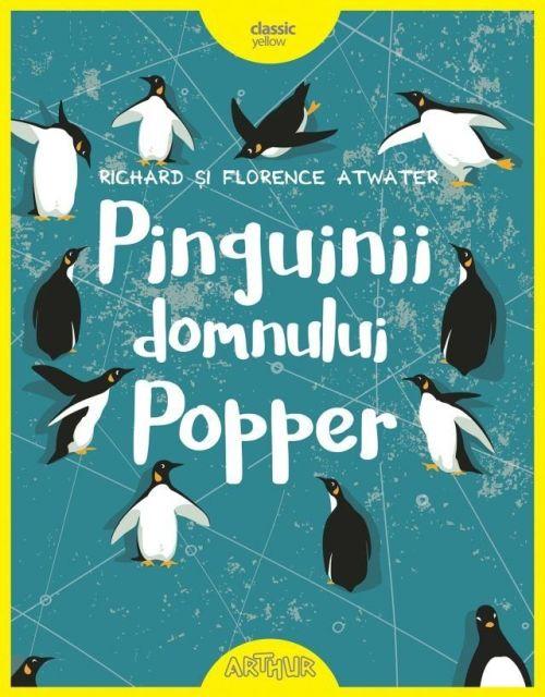 PINGUINII DOMNULUI POPPER