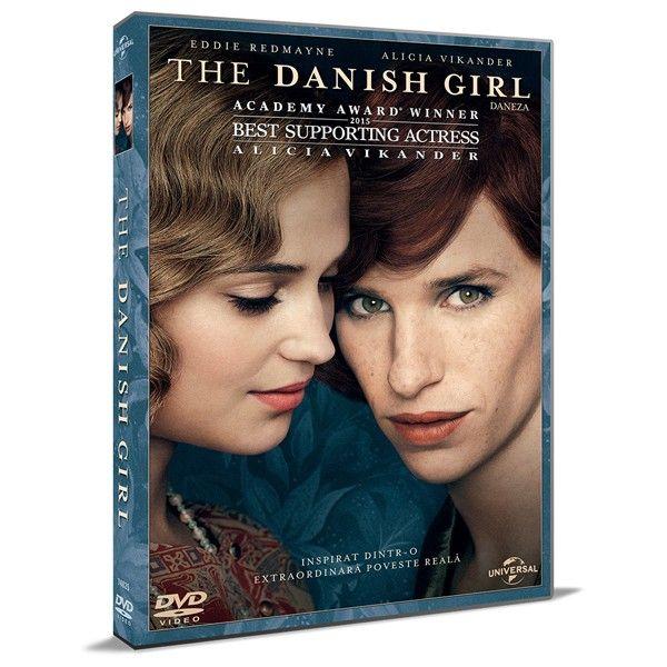 THE DANISH GIRL - Daneza