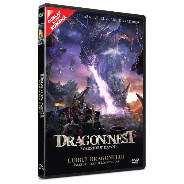 DRAGON NEST: WARRIOR'S DAWN - Cuibul Dragonului