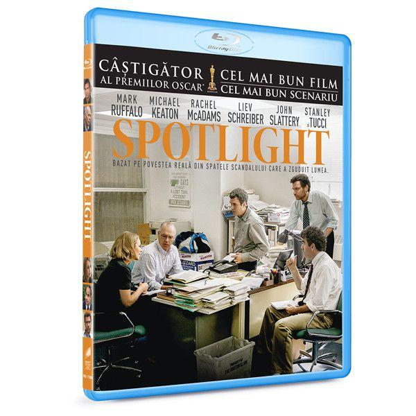 BD: SPOTLIGHT - Spotlight