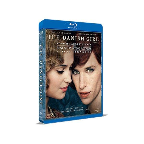 BD: THE DANISH GIRL - Daneza