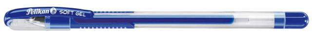 Pix Pelikan,Soft Gel,mina albastra