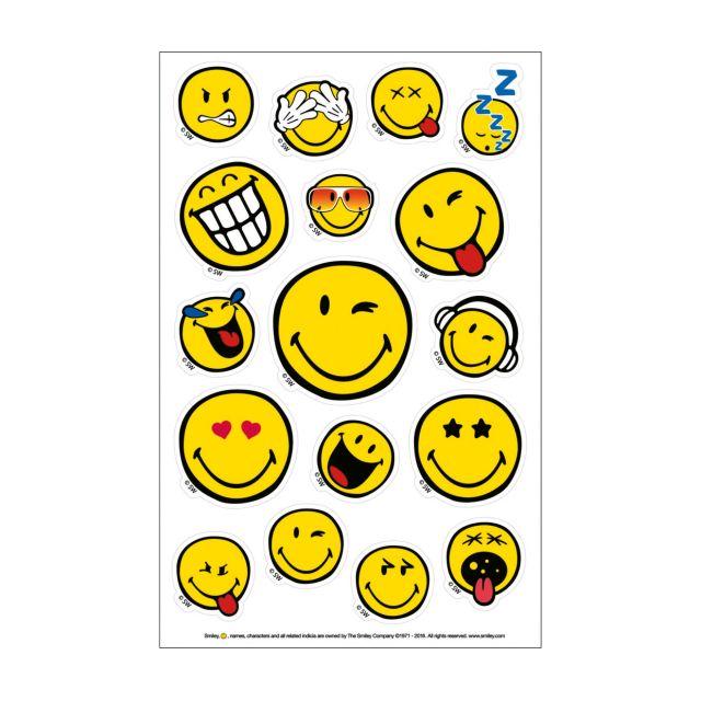 Sticker,3coli,SmileyWorld