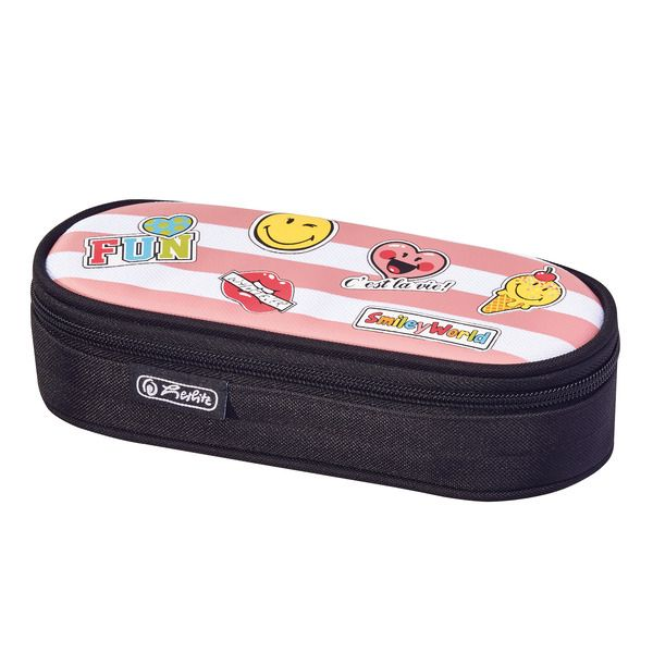 Pouch Be.Bag Cube,SmileyWorld Girly