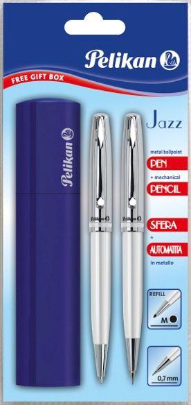Set Pelikan,Jazz,pix,creion mecanic,etui