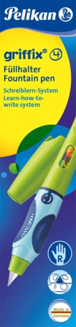 Stilou Griffix,dreptaci,verde