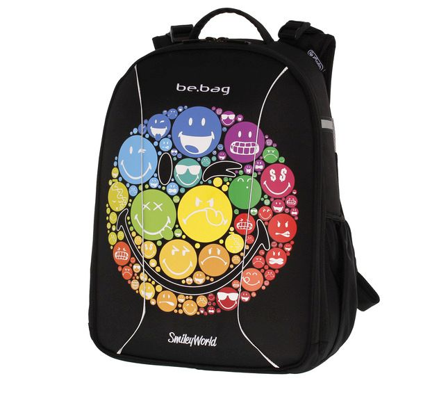 Rucsac Be.Bag Airgo,SmileyWorld Rainbow
