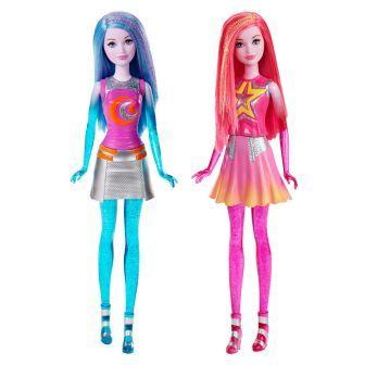 Papusa Barbie,Aventura stelara,div mod.