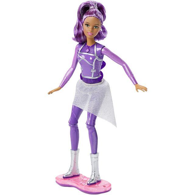 Papusa Barbie,Aventura stelara,cu sunete si lumini