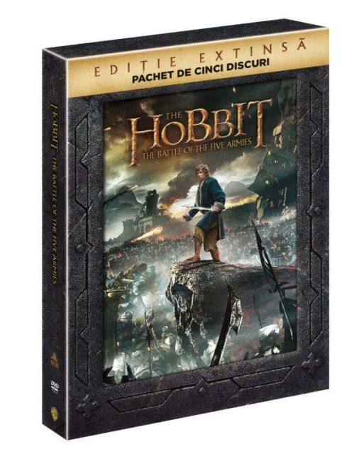 THE HOBBIT 3: THE BATTLE OF THE FIVE ARMIES - Extended Edition