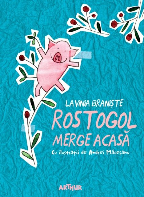 ROSTOGOL MERGE ACASA [TROFEUL ARTHUR]