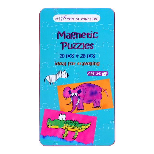Joc magnetic,Puzzle,Momki