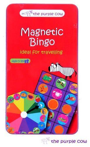 Joc magnetic,Bingo,Momki