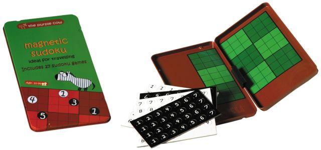Joc magnetic,Sudoku,Momki