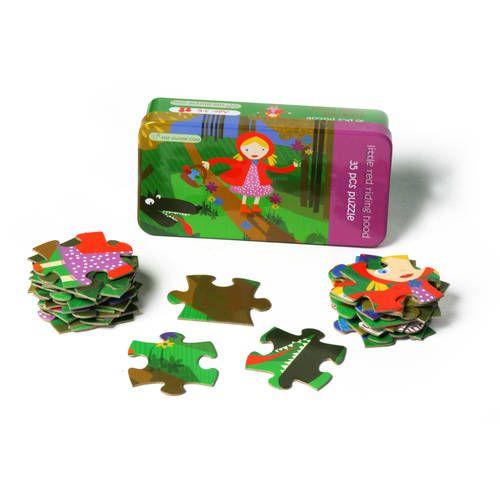 Puzzle Scufita Rosie,Momki,cutie metal