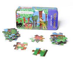 Puzzle Robin Hood,Momki,cutie metal