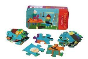Puzzle Pinocchio,Momki,cutie metal