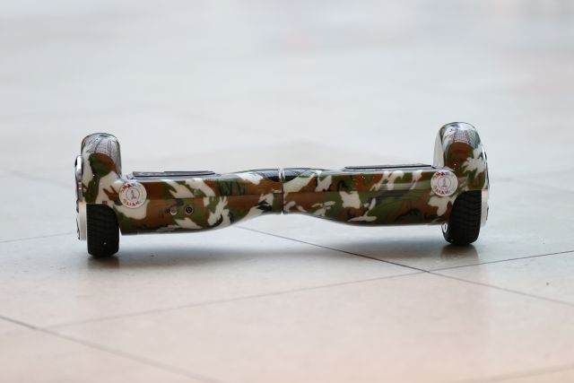 Hoverboard, Smart Balance, 350W x 2, Camuflaj, Bluetooth