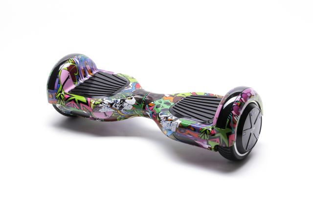 Hoverboard, Smart Balance, 350W X 2 Multicolor, Bluetooth