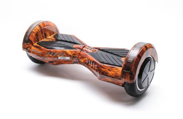 Hoverboard, Smart Balance, 350W X 2 Portocaliu/Negru, Bluetooth