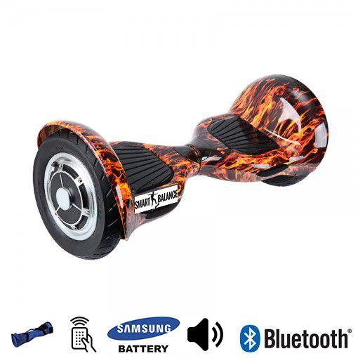 Hoverboard, Smart Balance, 350W x 2, Flacari, Bluetooth