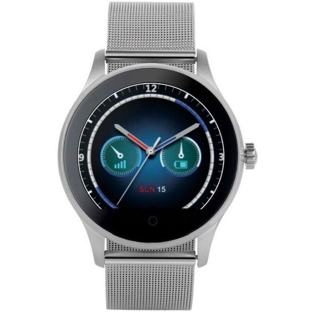 Ceas Smartwatch Poseidon - (Eisen Argintiu)