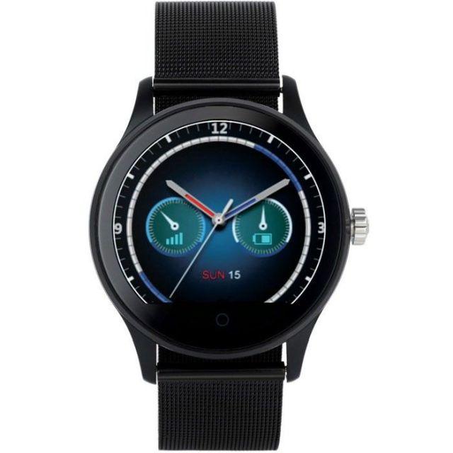 Ceas Smartwatch Poseidon - Eisen (Negru)