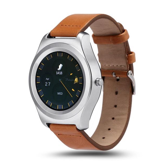 Ceas Smartwatch Poseidon - 360 Ultrasmart (Argintiu)