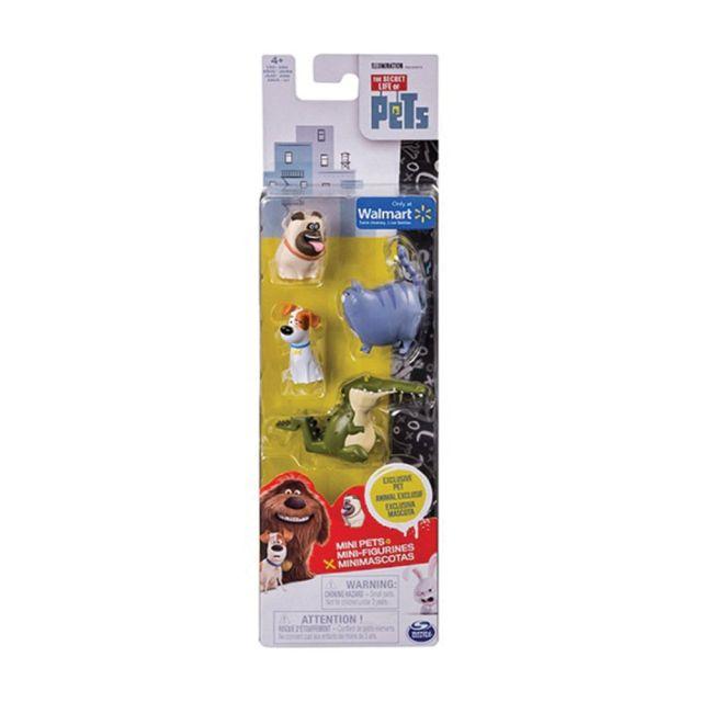 Figurina Secret life,2.5-5cm,4buc/set