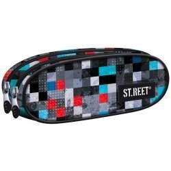 Pouch dublu,Street,pixeli