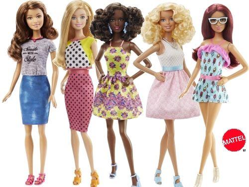 Papusa Barbie,Fashionista,DGY54
