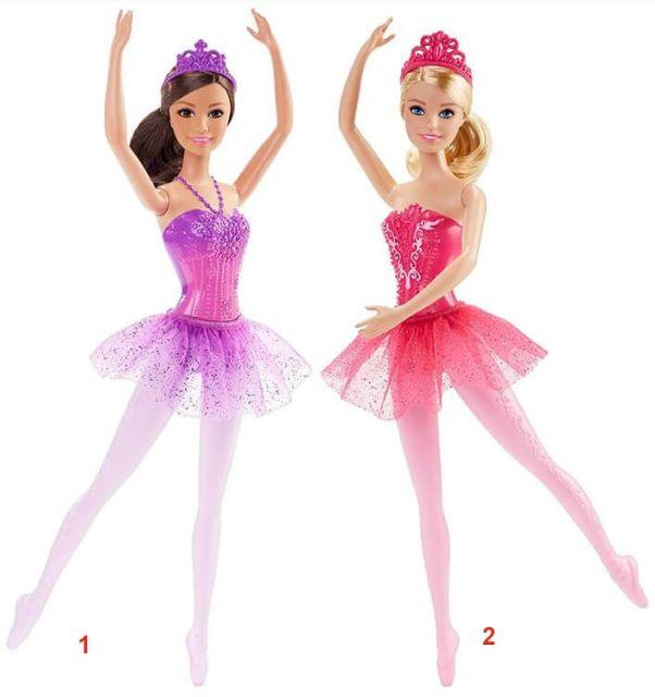Papusa Barbie,Balerina,DHM41