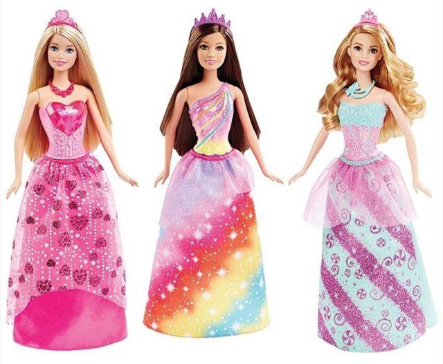 Papusa Barbie,Printesa,DHM49