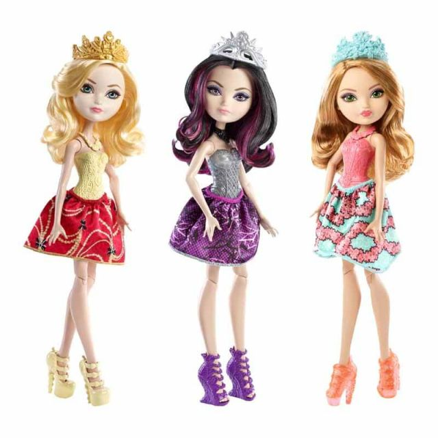 Papusa Ever After High,clasica,DLB34