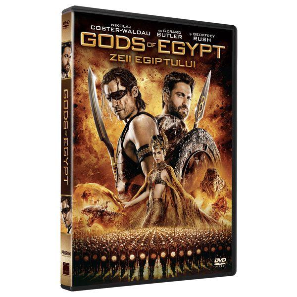 GODS OF EGYPT  - Zeii Egiptului