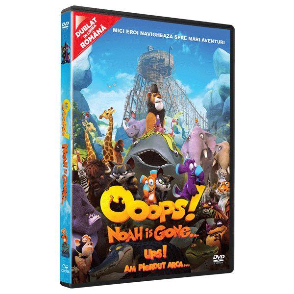 Ooops, Noah Is gone aka Two by Two (2015)  - Ups! Am pierdut arca