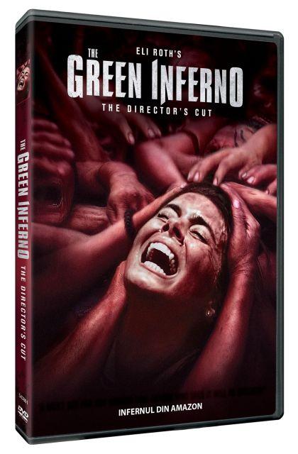 GREEN INFERNO - INFERNUL DIN...