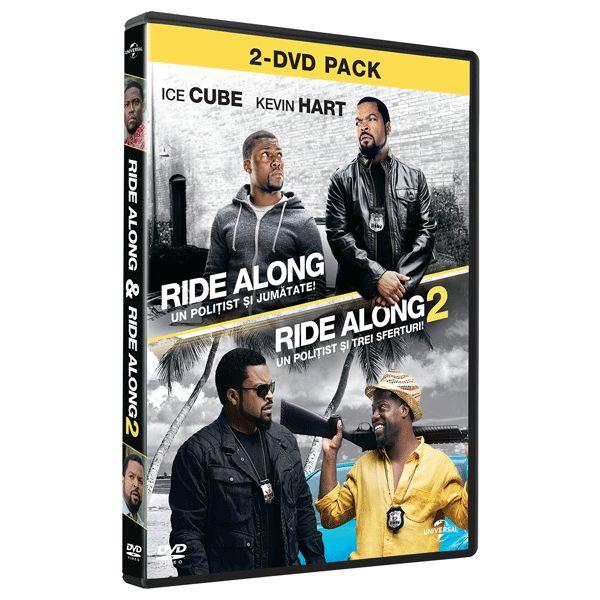 RIDE ALONG 1& RIDE ALONG 2  Boxset