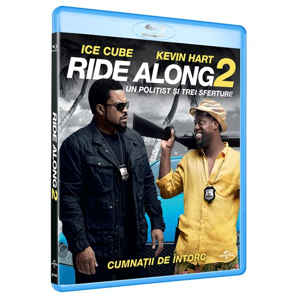 BD: RIDE ALONG 2  - Un...