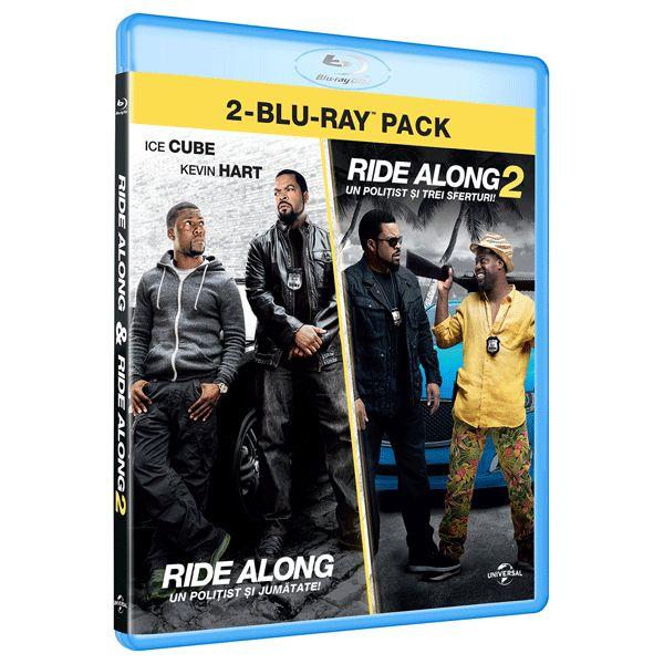 BD: RIDE ALONG 1& RIDE ALONG 2  Boxset