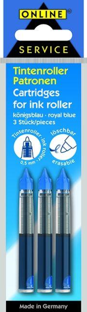 Rezerva roller,0.5mm,albastru