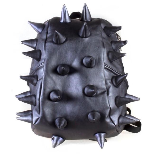 Rucsac MadPax,35cm,Rex Half,albastru metalizat