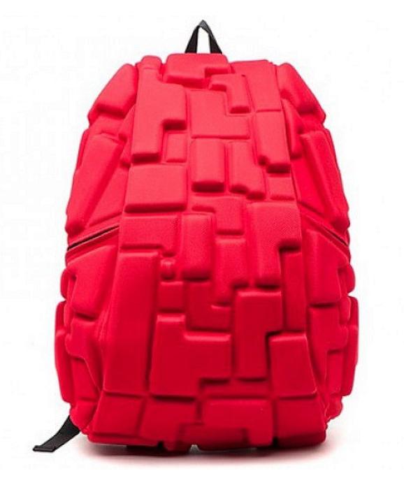 Rucsac MadPax,46cm,Blok Full,rosu