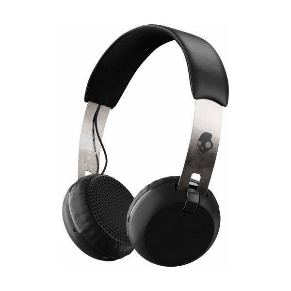 Casti Skullcandy Grind Bt Wireless Black/Chrome/Black