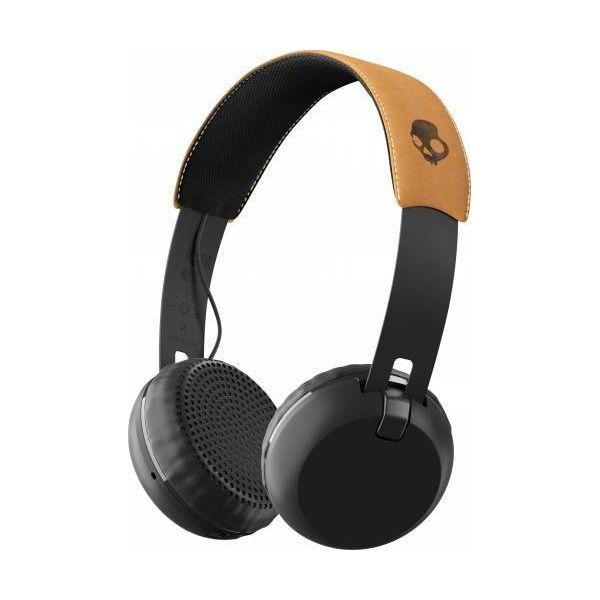 Casti Skullcandy Grind Bt Wireless Black/Black/Tan