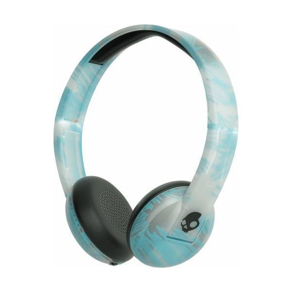 Casti Skullcandy Uproar Bt Clear/Scribble/Black