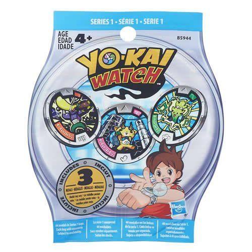 Medalii Yo-Kai,3buc/set