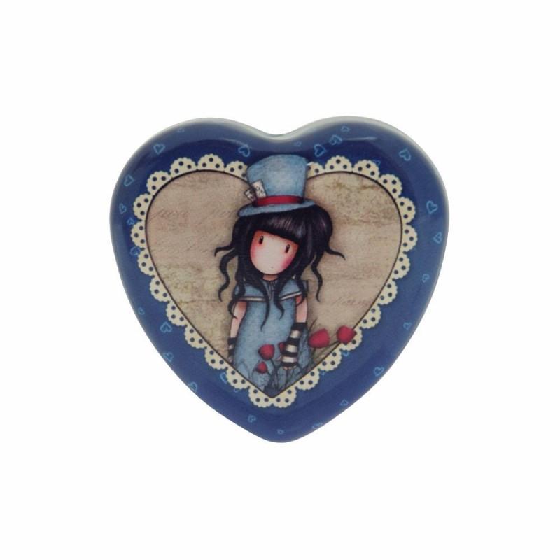 Cutie metalica,4x4x2cm,The Hatter