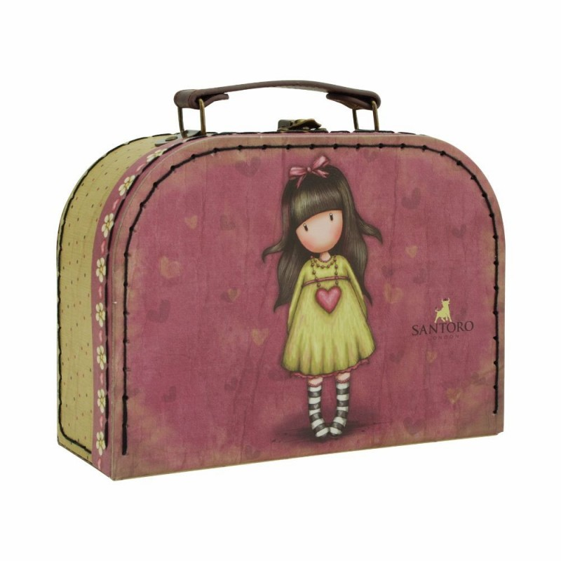 Cutie tip valiza,20x15x8cm,Pheartfelt